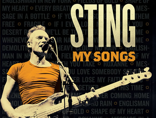 Sting - My Songs 2019
